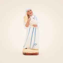 Mère Calcutta 7 cms