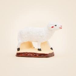 santon mouton debout