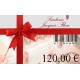 Carte cadeau 120€ - Santons Flore