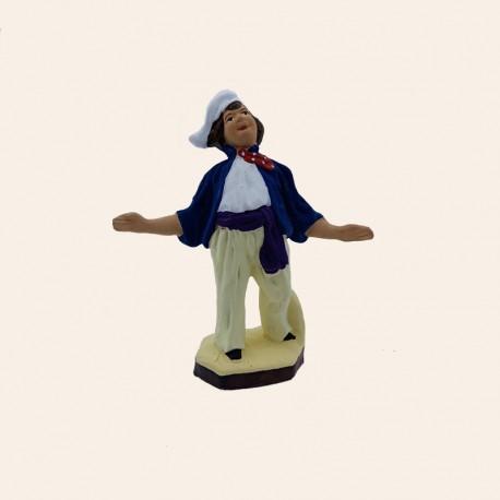 Le danseur de Farandole 2 / 7 cms