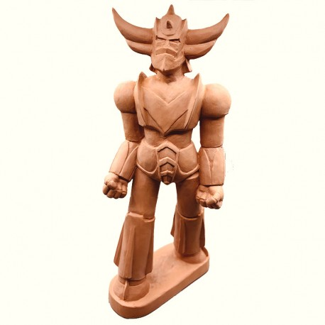Figurine Goldorak en Argile