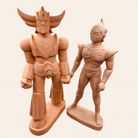 Figurine Goldorak pièce unique