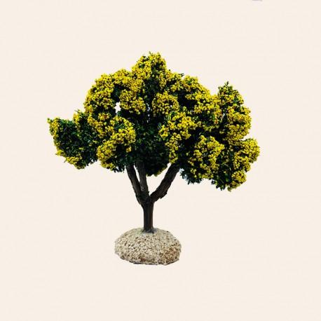 Santons de Provence - Le Citronnier 12cm - Santons Flore Aubagne