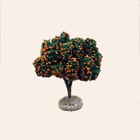 Santons de Provence - Arbre l'Oranger 12 cm - Santons Flore Aubagne