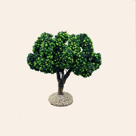 Le Pommier vert