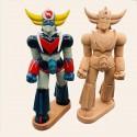 Figurine Goldorak couleur pièce unique